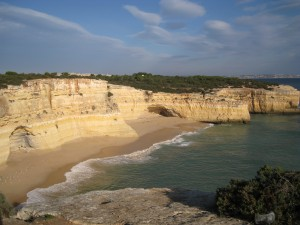 Cove at Praia Da Marinha
