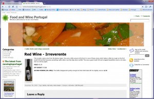 Food and Wine Portugal