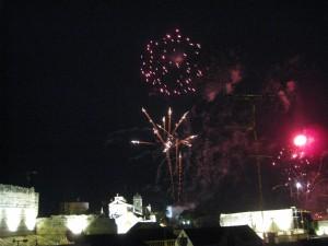 Tavira Fireworks