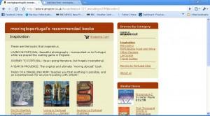 Portugal book store