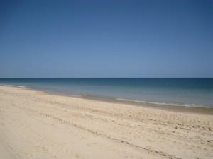 Praia De Cabanas, Algarve