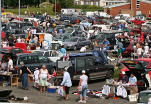 Car Boot Sales - Fun