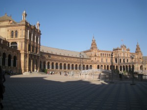 Holiday in Seville