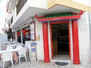 Chinese in Montegordo