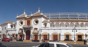 Seville bullring