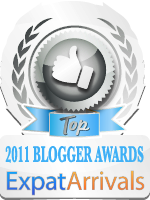 TOP Blog Award Winner!