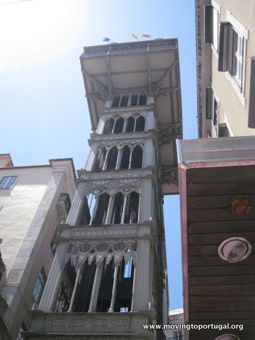 Santa Justa Elevador