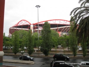 Benfica Stadium Lisbon