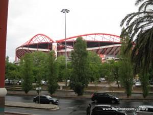 Benfica Stadium Lisbon