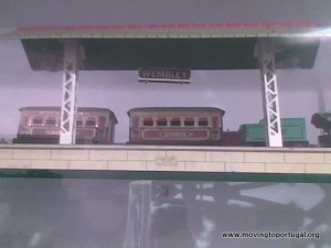 Sintra Toy Museum - Hornby Trains