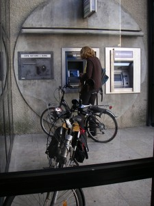 Portugal Multibanco Machine
