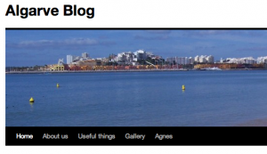 Alyson's Algarve Blog