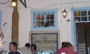 Dona Barca Restaurant Portimao