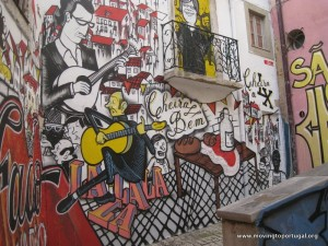 Some of the More Creative Lisbon Graffiti