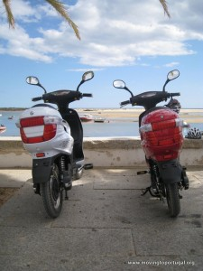 Electric Mopeds in Portugal
