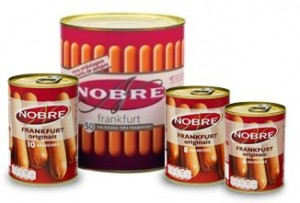 Nobre Hotdogs in Portugal