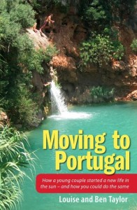 Moving to Portugal Book Cover