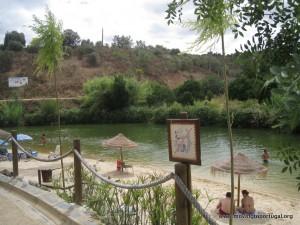 Alcoutim River Beach