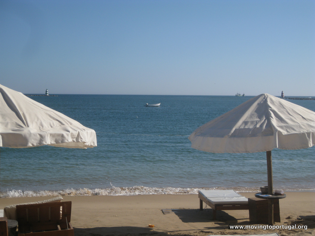 Aqua Beach Club Portimao - I admit to the occasional day off!