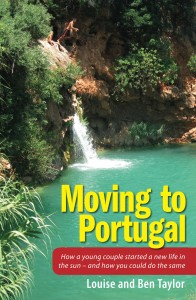 Louise is delighted with the feedback on the Moving to Portugal book