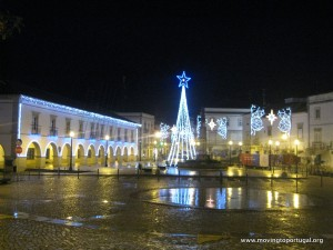 Tavira Christmas Lights 2010