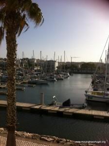 Lagos Marina