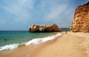 Algarve beaches - head west for stunning cliffs