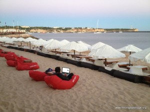 Summer in Portugal - balancing work and play