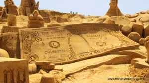 Fiesa Sand Sculptures