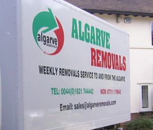 Algarve Removals
