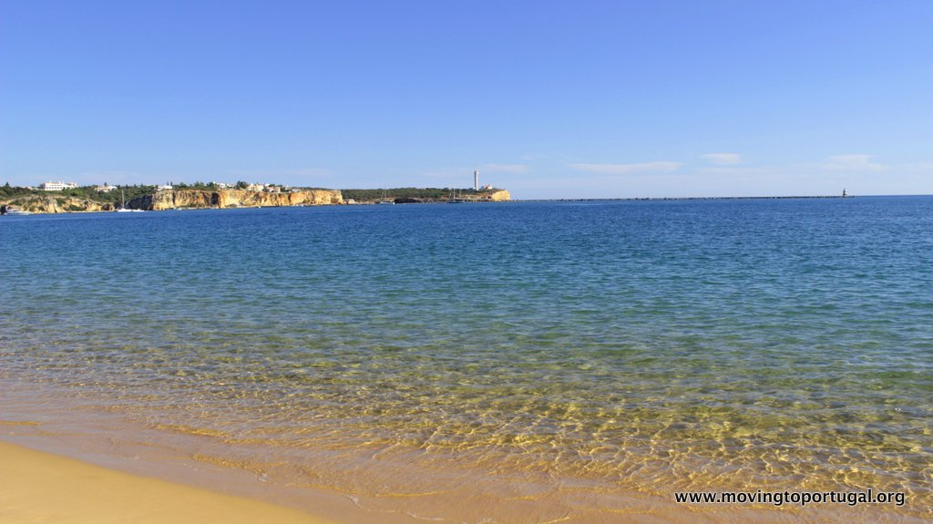 Clear Algarve Water