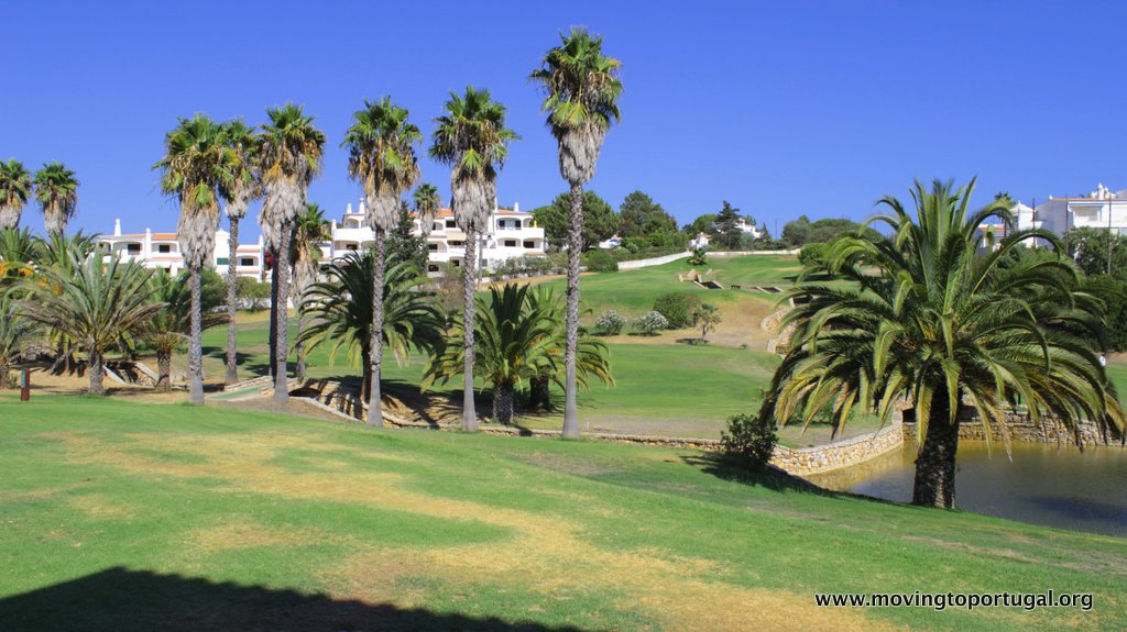 Summer Golf at Vale de Milho