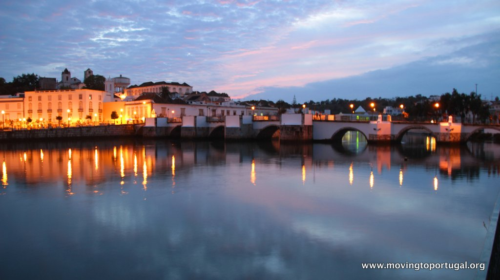 Tavira by Night