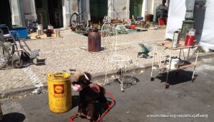 Lisbon Market - Random Items