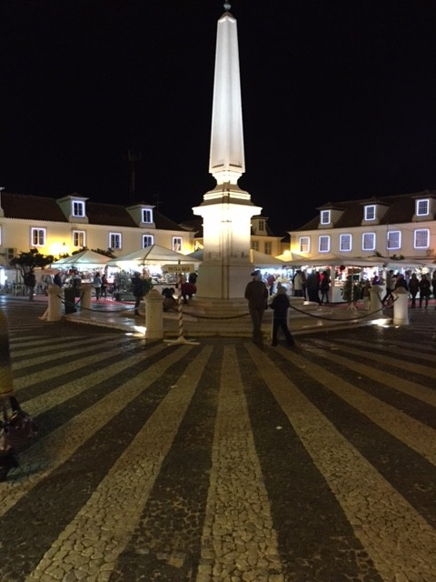 Christmas in Vila Real de Santo Antonio