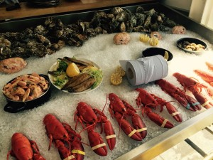 Shellfish back in the UK