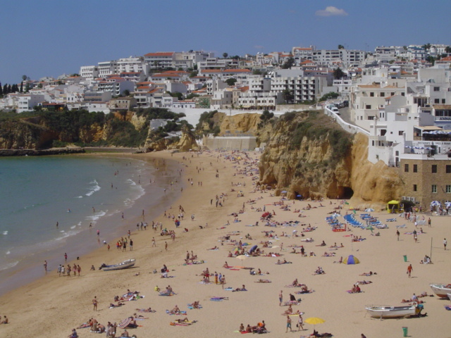 Algarve in Summer