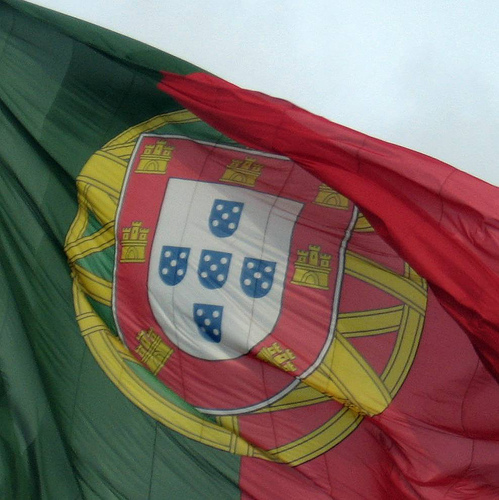 Being Portuguese